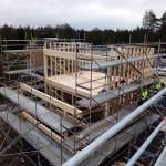 Karkass maja ehitamine